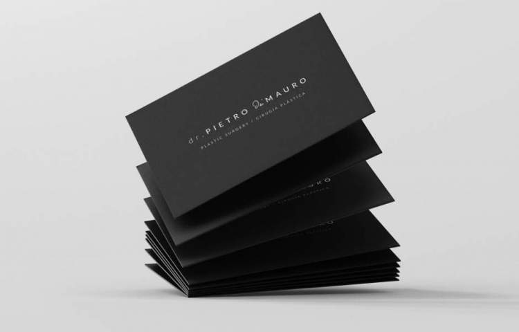 Pietro di Mauro Business Card