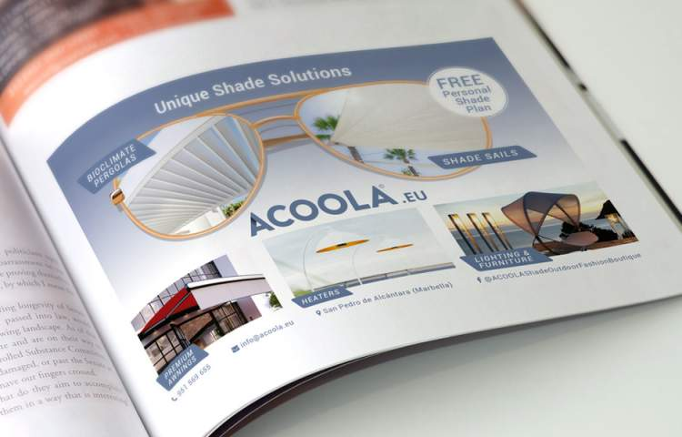 Acoola Advert