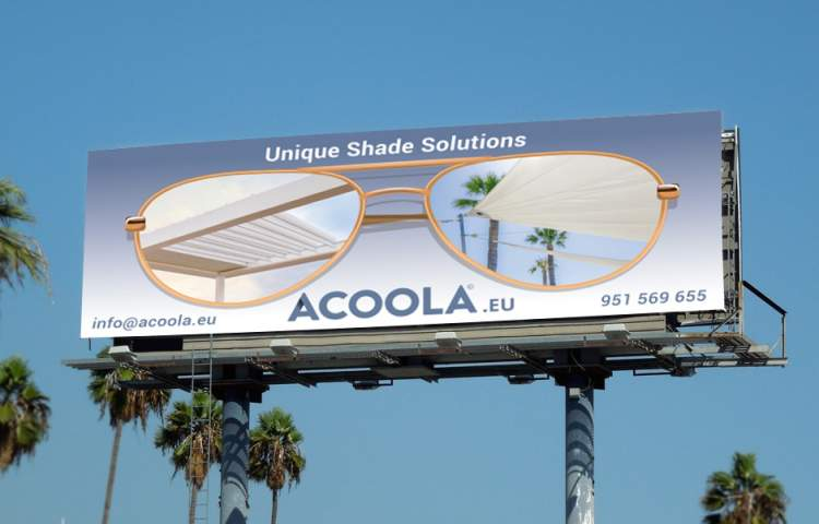 Acoola billboard