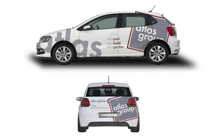 Atlas Group Car Graphics