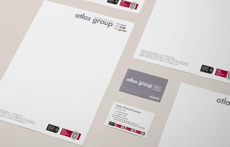 Atlas Group_Stationery