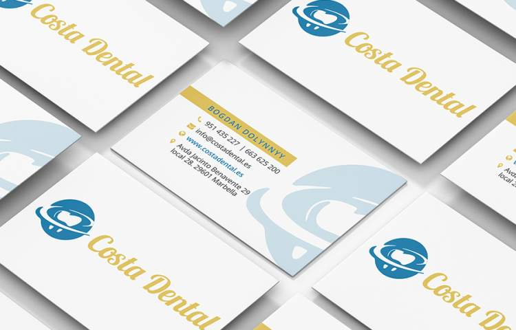 Costa_Dental_Business-Card_Redline_Company