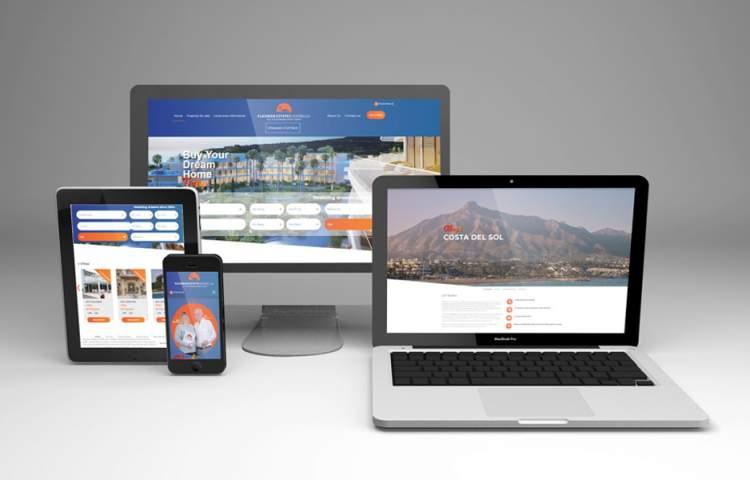 Flaxman website