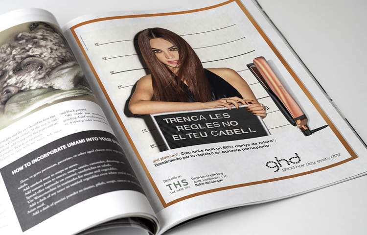 GHD_Advert_Redline_company