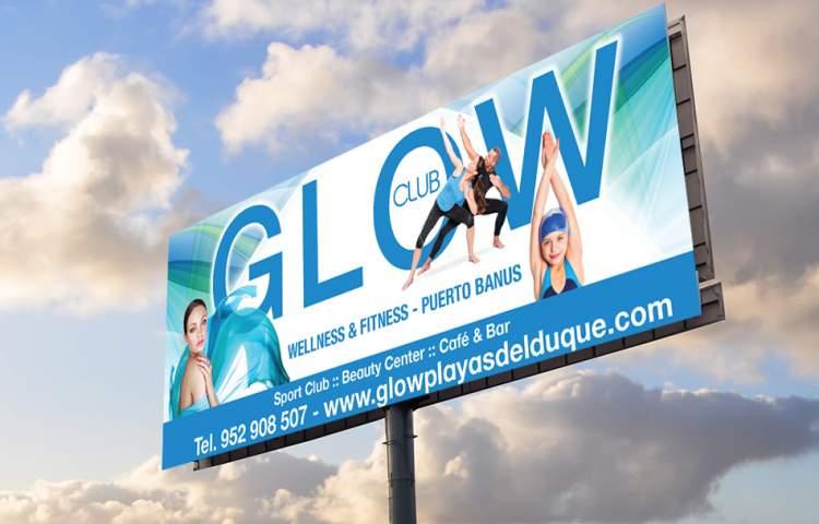 Glow_Billboard_Redline_Company