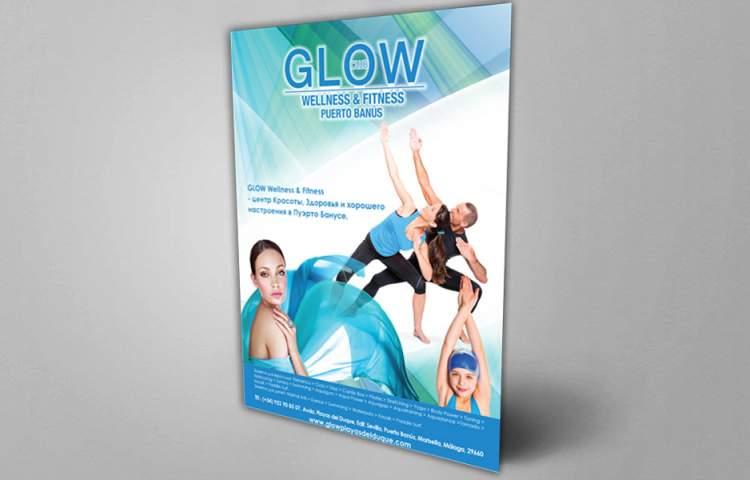 Glow_advert_Redline_Company