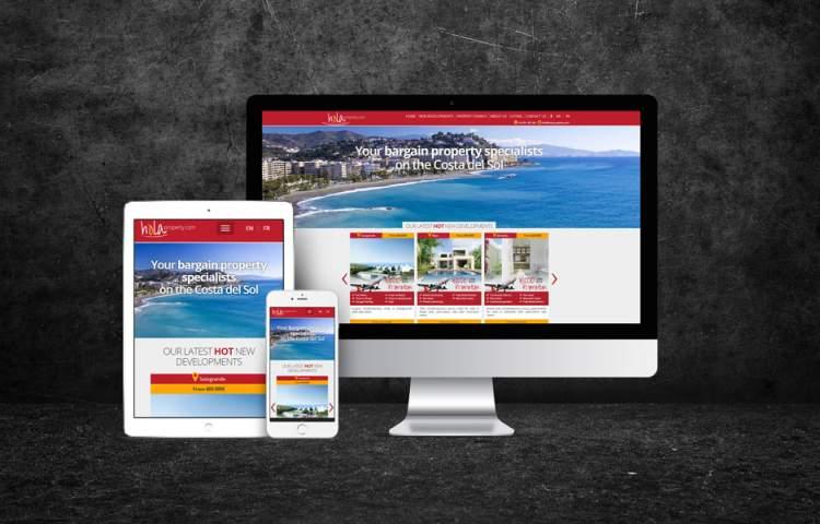 Hola-property_website