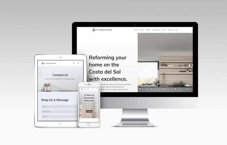 On_Trend_Reform_website-design_Redline_Company