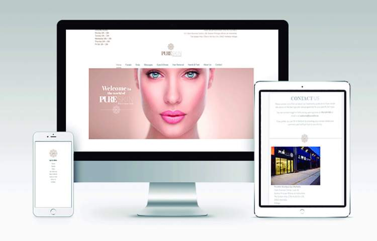 Pure-skin_website_Redline_company