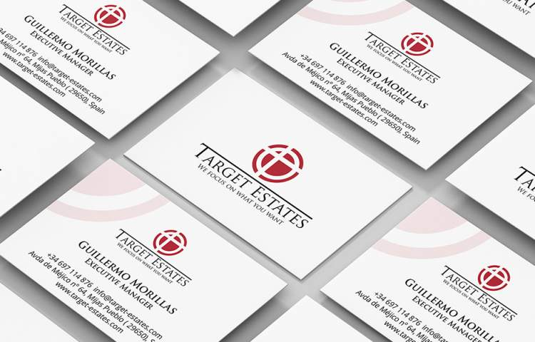 TargetEstate_Business_Card_Redline_company