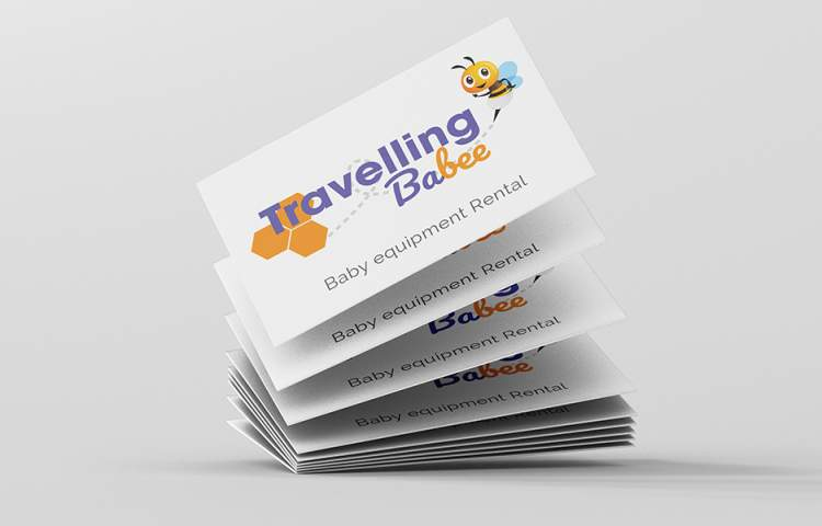 Travelling_Babee_business-card_Redline_company