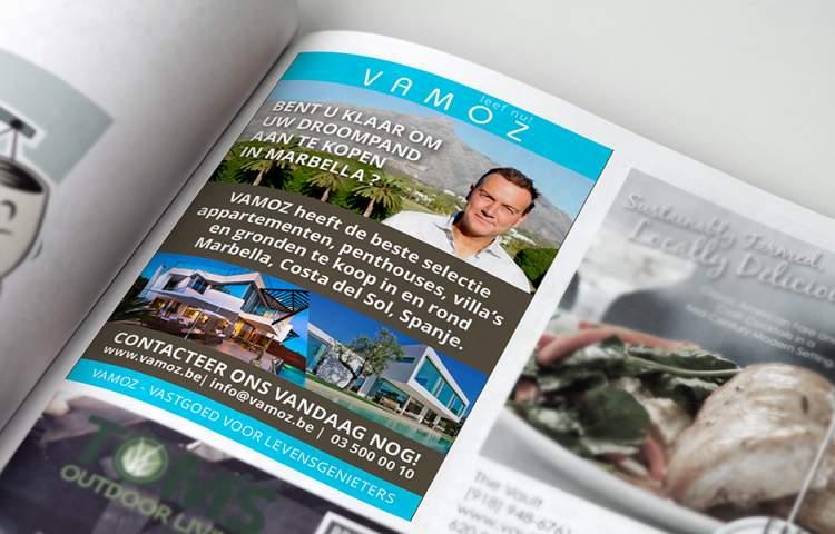 Vamoz_Magazine-Advert_Redline_company