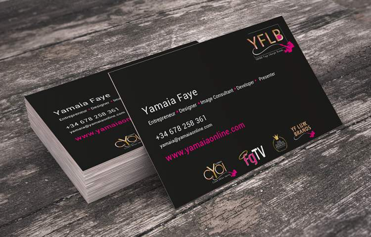 Yamaia_Business-card_Redline_Company