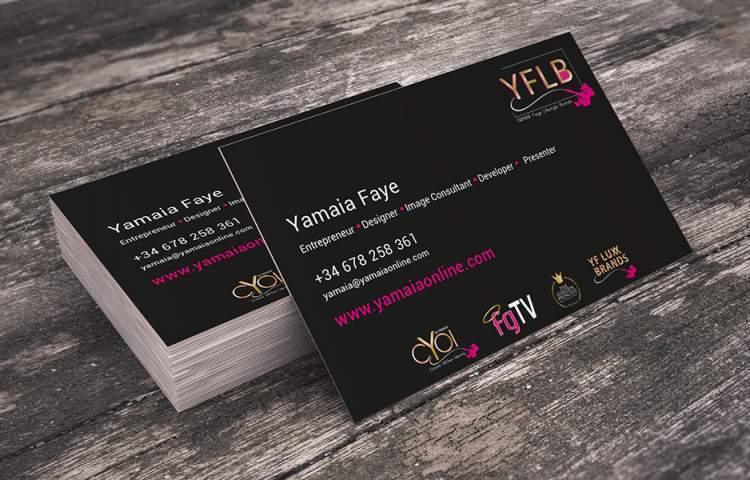 Yamaia_Business-card_Redline_Company