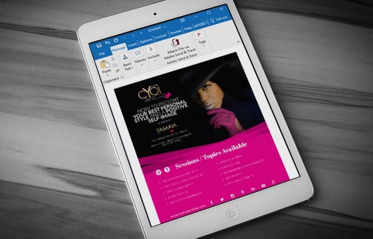 Yamaia_Email-advert_Redline_Company