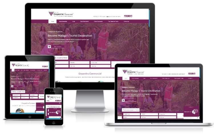 grapevine_website_Redline_Company