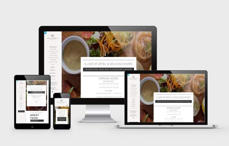 Hacienda los Naranjos Website