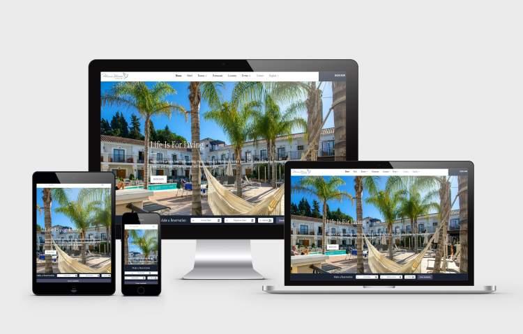 Paloma Blanca website