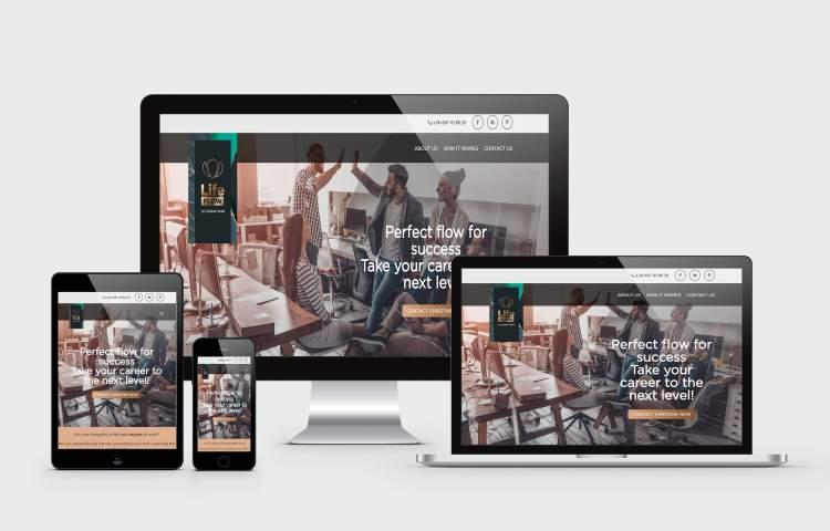 lifeflowcoach website