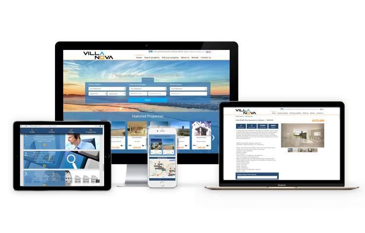 villa nova website