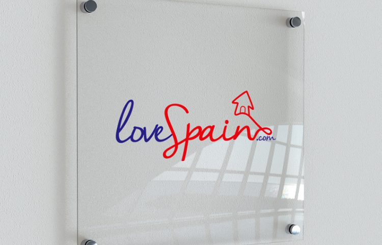 Love Spain Logo