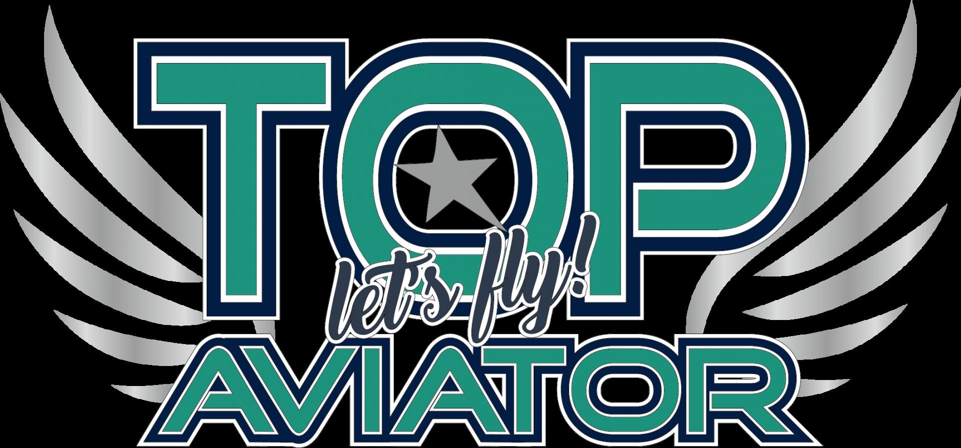 TopAviator Logo