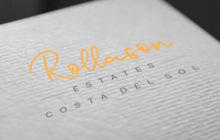 Rollason Estates Logo