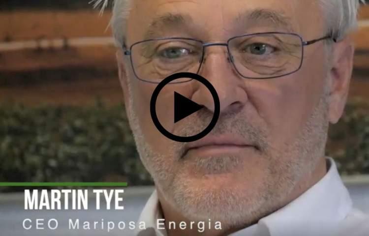 Mariposa Energia Testimonial Video