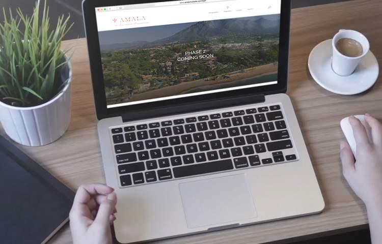 Amala website