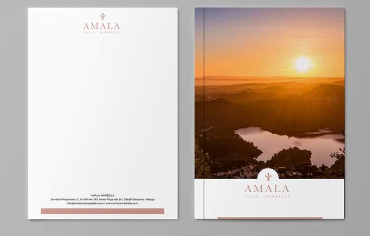 Amala stationery