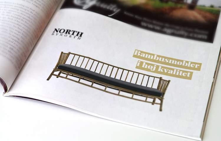 Northbynorth advert