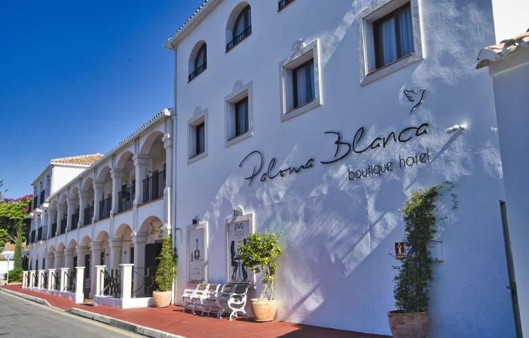 Hotel Paloma Blanca_photoshoot