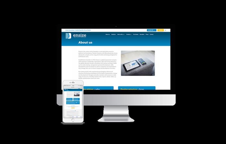 Ensize_web_Redline_Company